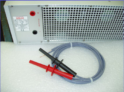 DANA DAX 1000 Vdc Linear Power Supply