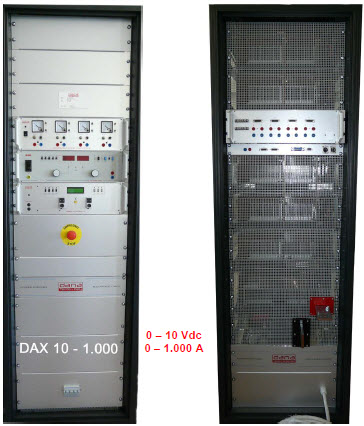 DANA AC DC Power Supply for Solar Inverter Testing