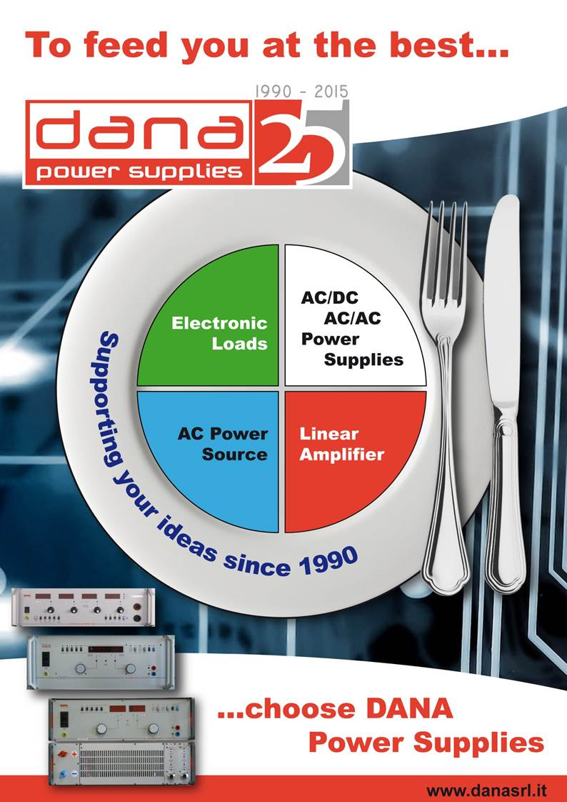 DANA Power Supplies Company Image