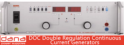 Dana-DOC-Series-Double-Regulation-Continuous-Current-Generators