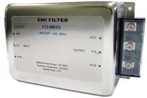 EMCIS DT2 Series EMI Filter