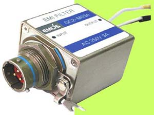 EMCIS GC Series EMI Filters