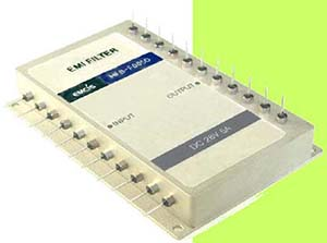 EMCIS HFB Series EMI Filters