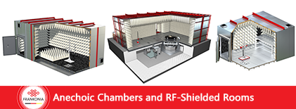 Frankonia Anechoic Chambers and RF-Shielded Rooms