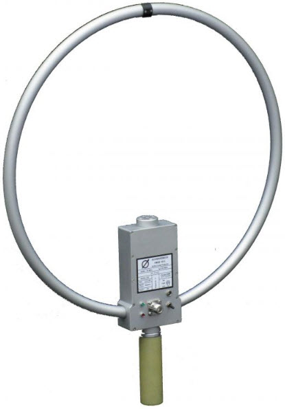 Schwarbeck Active Magnetic Loop Antenna FMZB 1513