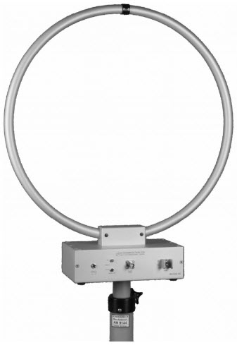 Schwarbeck Active Magnetic Loop Antenna FMZB 1519