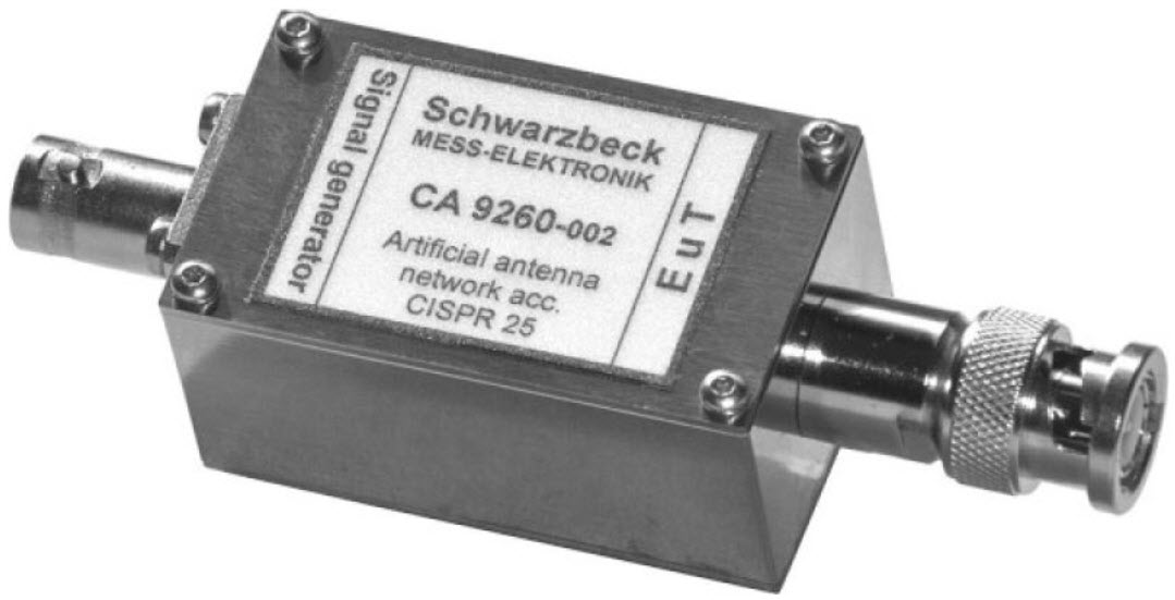 Schwarzbeck CA 9260-002 Artificial Antenna Network according to CISPR 25
