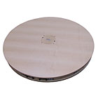 DS-HA - LOW PROFILE – FREE STANDING WITH WOODEN PLATE