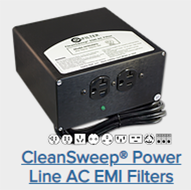 OnFILTER CleanSweep Power Line AC EMI Filters
