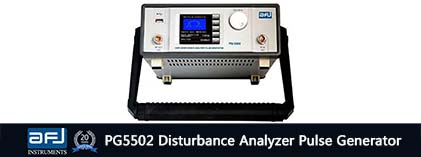 AFJ PG5502 Disturbance Analyzer Pulse Generator