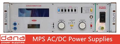 DANA MPS AC/DC Power Supplies