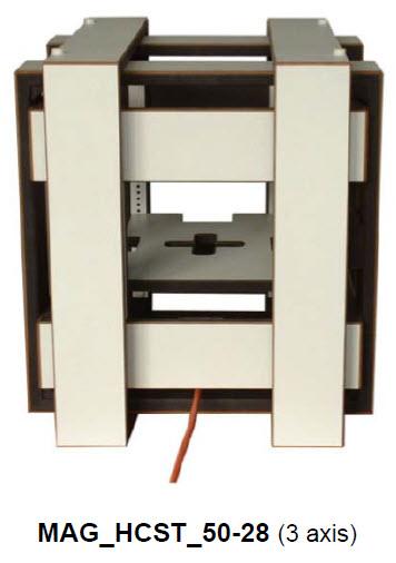 Schloder MAG_HCST_50-28 3 Axis Helmohltz Coil