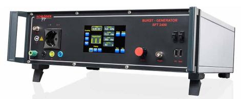 Schlöder SFT 2400 EFT/ Burst Generator