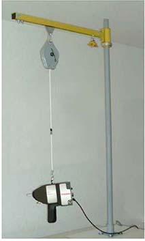 Schloder SESD 30 T 1000 Support Arm