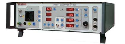 Schlöder SFT 1420 Burst-Generator 2 MHz