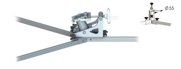 Schwarzbeck AM 9144 M-TILT Tilt Foot