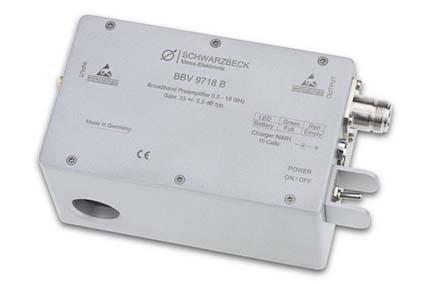 BBV 9718 B - Microwave Broadband Preamplifier