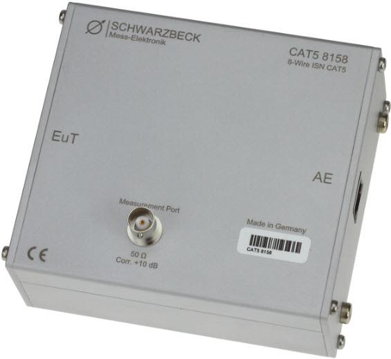 Schwarzbeck CAT5 8158 8 Wire ISN