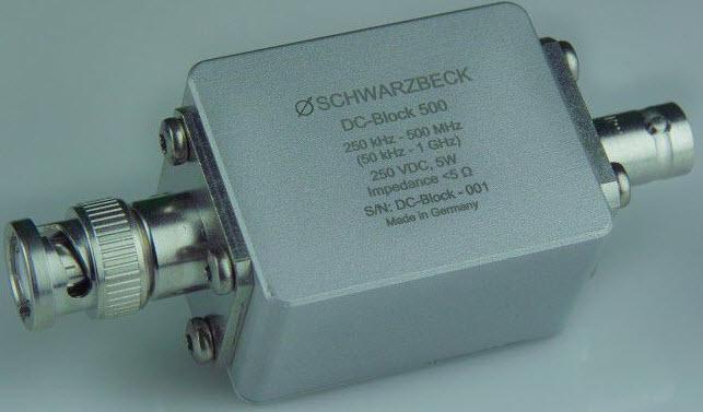 Schwarzbeck CD-Block 500