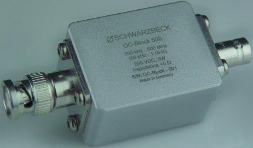 Schwarzbeck DC-Block 500