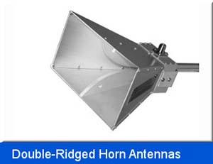 Schwarzbeck Double Ridged Horn Antennas
