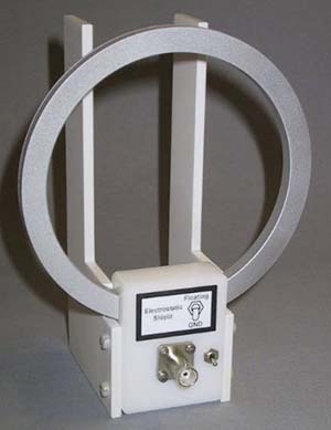 Schwarzbeck FESP 133-7_41 Circular Shielded Loop Sensor