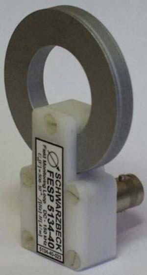 Schwarzbeck FESP5134_40 Loop Sensor Antenna