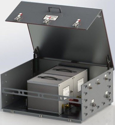 Schwarzbeck HVSE 8600 Shielded Enclosure for Automotive LISN