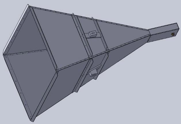 Schwarzbeck Horn Antenna HA 9250-12