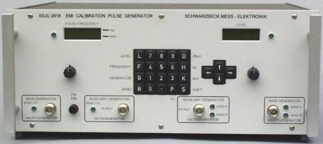 Schwarzbeck IGUU 2918 EMI Calibration Pulse Generator