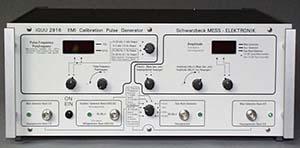 Schwarzbeck IGUU2916 EMI Calibration Pulse Generator