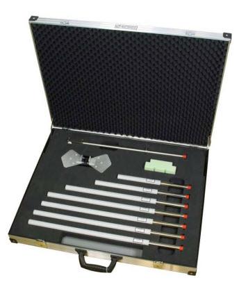 Schwarzbeck ISO 11452-9 Antenna Set - Case with TSA and SBA 9113 and NJ 420