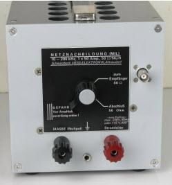 Schwarzbeck JASO D 001- 94