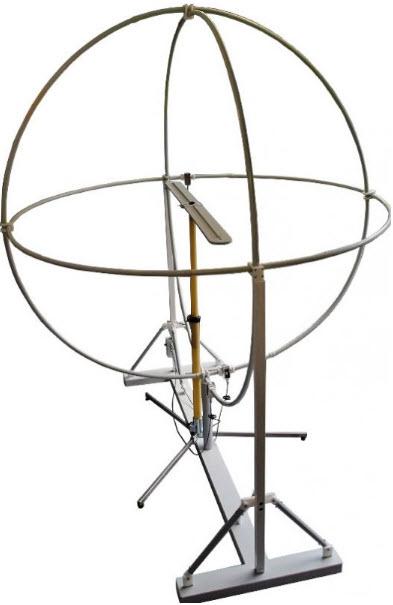 Schwarbeck Loop Antenna System ( LAS ) HXYZ 9170