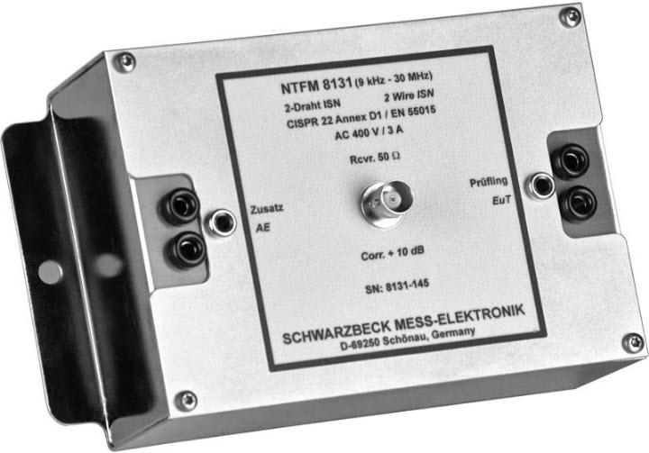 Schwarzbeck NTFM 8131 2 Wire ISN