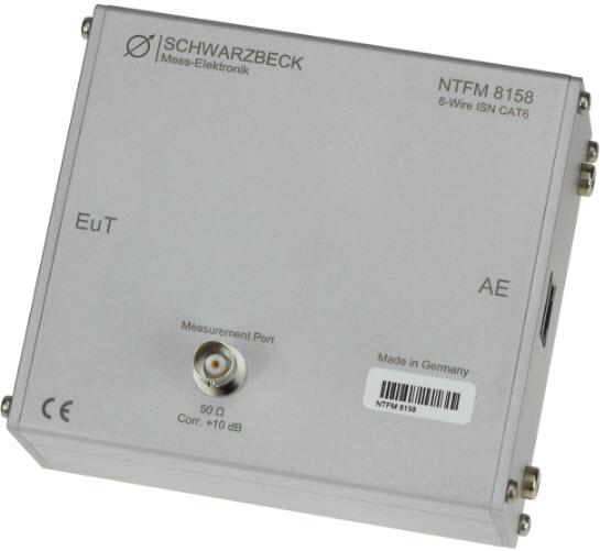 Schwarzbeck NTFM 8158 ISN - Impedance Stabalization Network