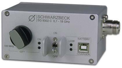 Schwarzbeck SG 9302 C