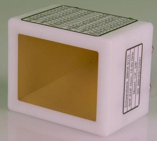 Standard Gain Broad-Band Horn Antenna BBHA 9170