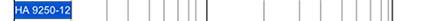 Schwarzbeck Standard Gain Horn - HA 9250-12