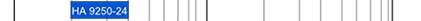 Schwarzbeck Standard Gain Horn - HA 9250-24