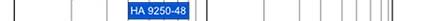 Schwarzbeck Standard Gain Horn - HA 9250-48