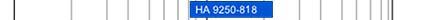 Schwarzbeck Standard Gain Horn - HA 9250-818