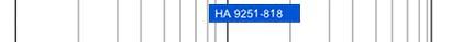 Schwarzbeck Standard Gain Horn - HA 9251-818