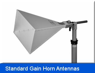 Schwarbeck Standard Gain Horn Antennas