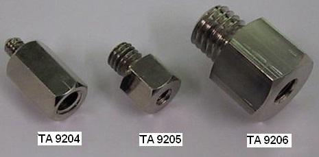 Schwarzbeck TA 9204, 9205 & 9206 Thread Adapters