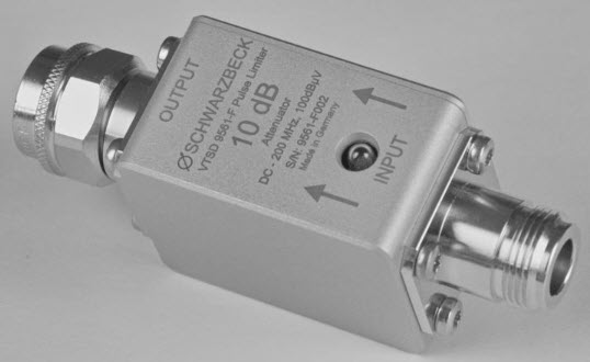 Schwarzbeck VTSD 9561-F BNC Pulse Limiter