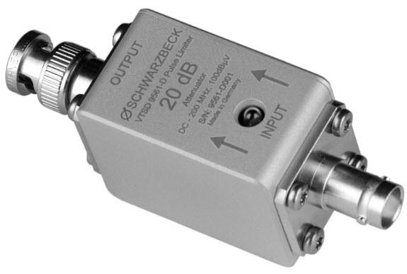 Schwarzbeck VTSD 9561D BNC Pulse Limiter