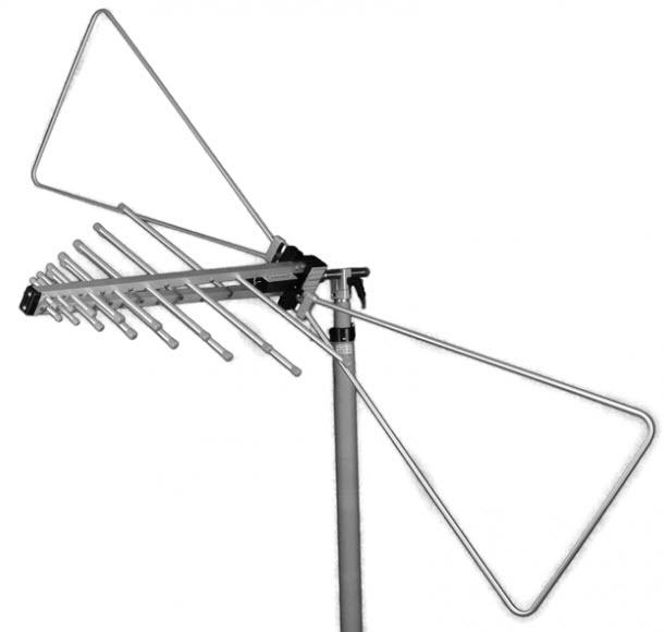 Schwarbeck VULB 9160 Biconic Logarithmic Periodic Antenna