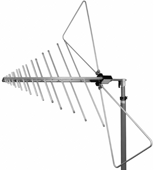 Schwarzbeck VULB9163 TRILOG Super Broadband Antenna