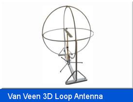 Van Veen 3D Loop Antenna